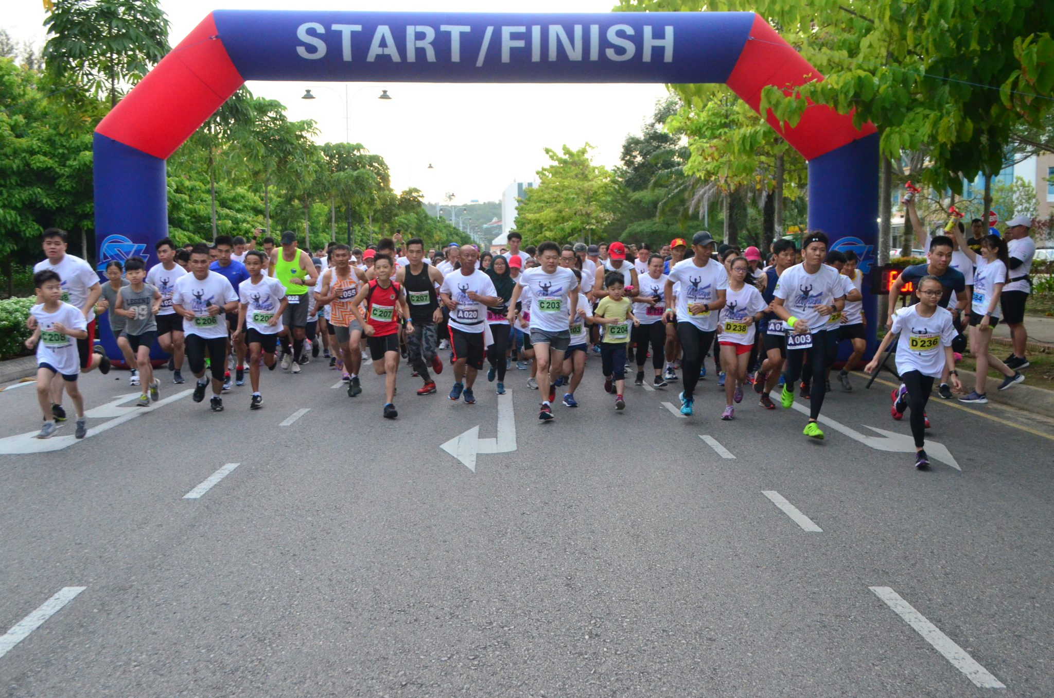 Wehaya Charity Run 2019