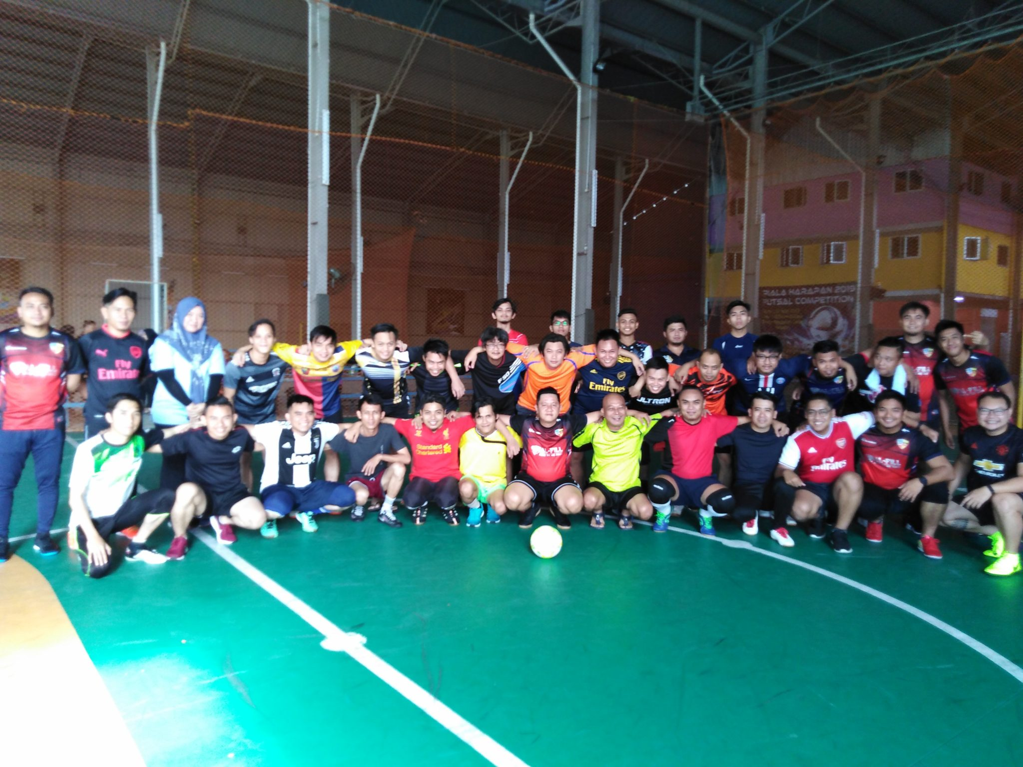 WRC Futsal Tournament 2019